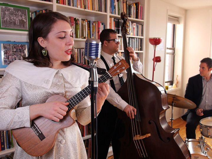 Tmx 1396998318738 Alex Levine 01 Brooklyn, New York wedding band