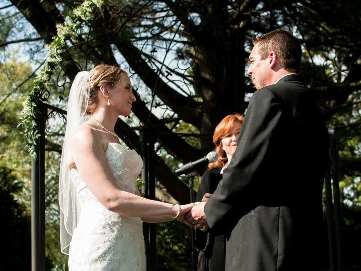 Tmx 1374617323663 Officiant At Jackie Bissells Wedding Claymont, Delaware wedding officiant