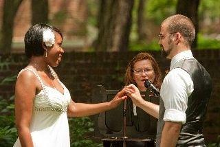 Tmx 1374617372324 Terri Marrying The Tafels Claymont, Delaware wedding officiant