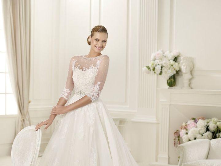 Tmx 1351025767486 DaucoBHigh Overland Park, Missouri wedding dress