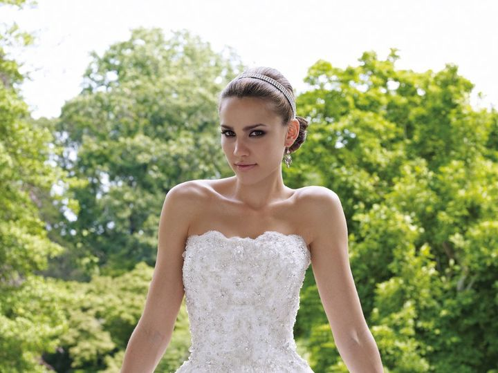 Tmx 1351027670290 112215Crop007LR Overland Park, Missouri wedding dress