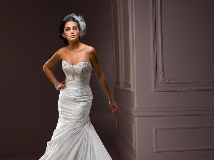 Tmx 1351027959837 J1472frontjpg Overland Park, Missouri wedding dress