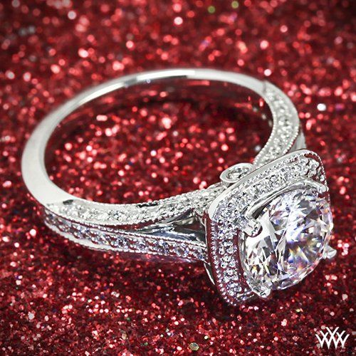 Tmx 1359576729734 RitaniMasterworkDiamondEngagementRingfromWhiteflash Sugar Land wedding jewelry