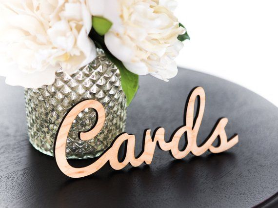 Cards table topper