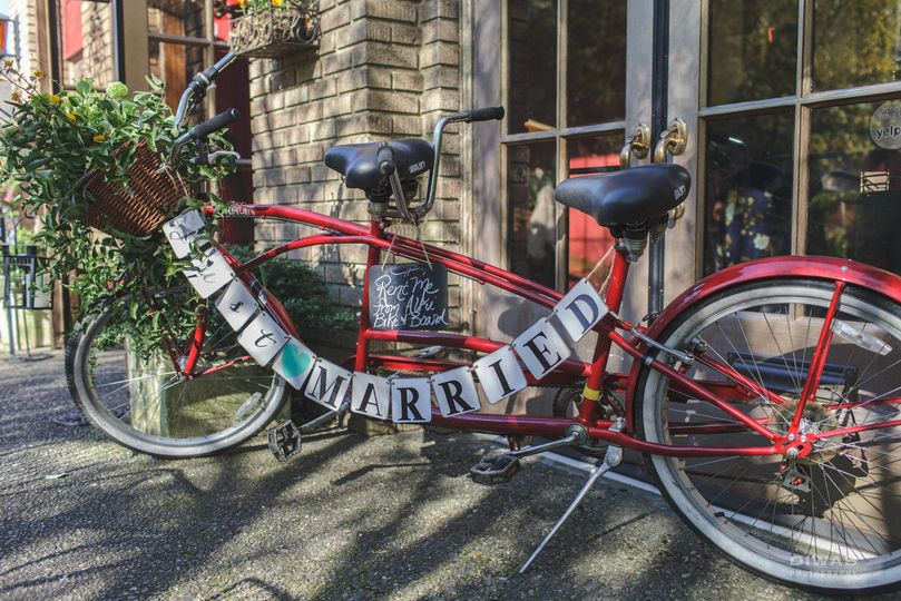 exterior bike
