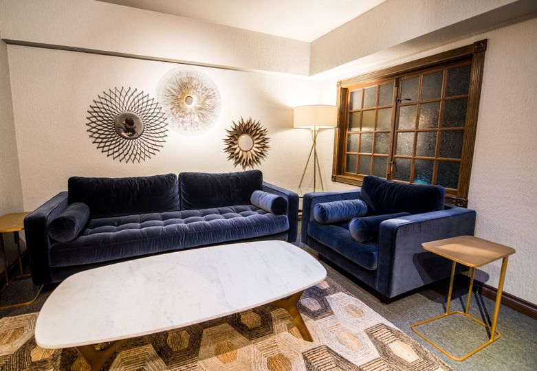 Upper Level Private Room Lounge