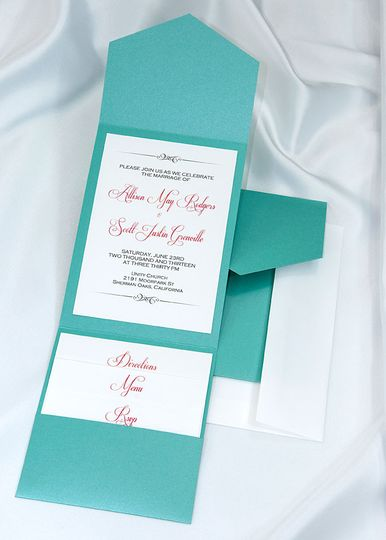 BeautifulTiffany Elegance All In One Kit, everything you need for the perfect invitation. Use our...