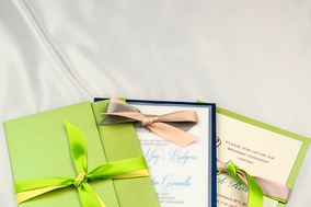 Wedding Bell Invitations