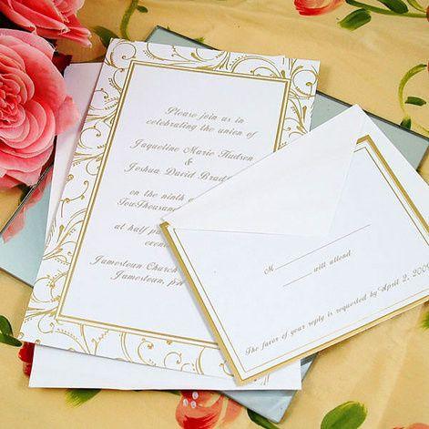 Tmx 1415830284163 Wb 2 Boulder wedding invitation