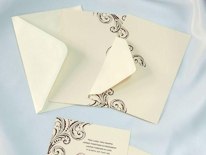 Tmx 1415830454462 Wb 7 Boulder wedding invitation