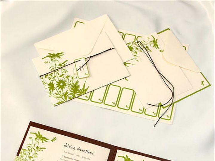 Tmx 1415830639589 Wb 11 Boulder wedding invitation