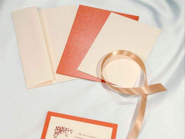 Tmx 1415830884718 Wb 13 Boulder wedding invitation