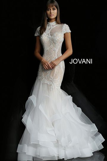 Stunning ivory gown