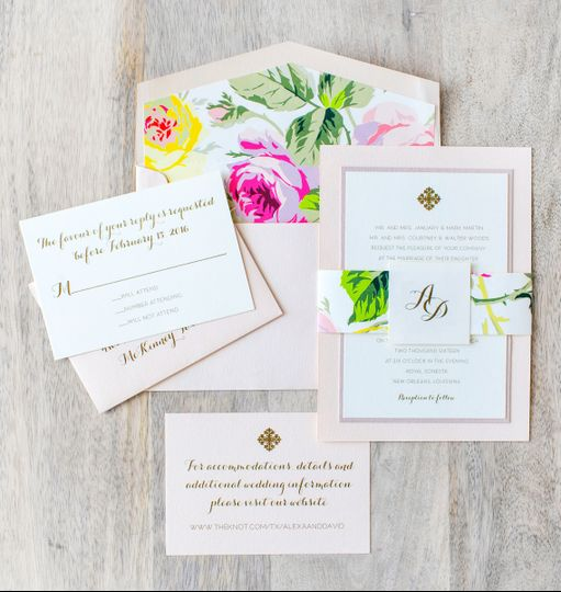 Paper Affair Dallas Invitations Dallas Tx Weddingwire