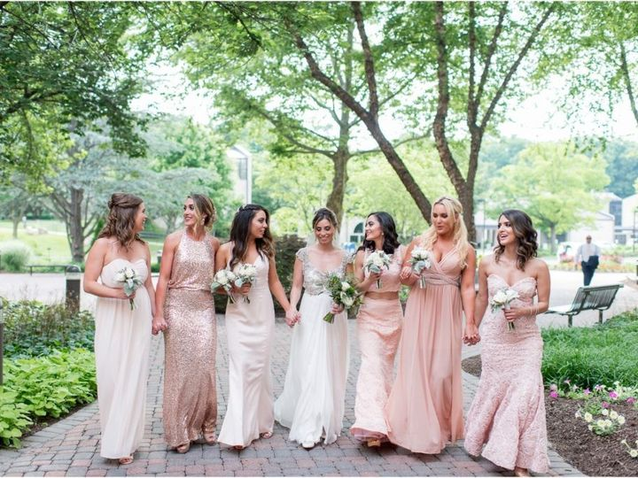 Tmx 1484855985420 R Tanya N Logan Bridesmaid Spring Osgood Garden Potomac, MD wedding venue