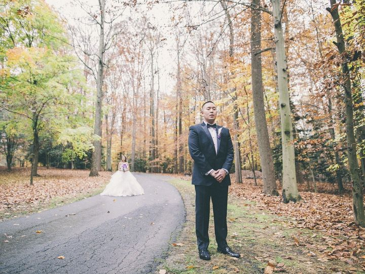 Tmx 1484856672148 Jimna And Johnny Fall Wedding Walking Trail Potomac, MD wedding venue