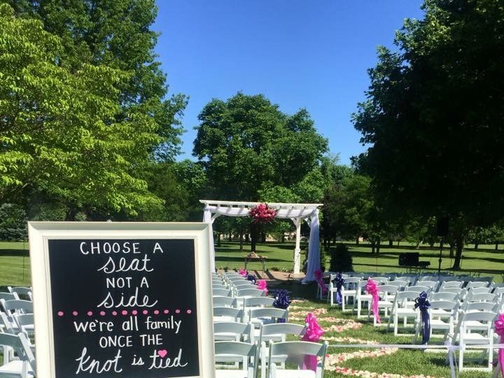 Tmx 1494005781554 Outdoor Ceremony   Pergola Potomac, MD wedding venue