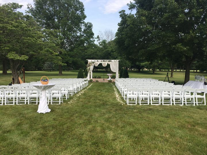 Tmx Bolger Center Pergola Ceremony Photo 4 51 374635 1565193236 Potomac, MD wedding venue