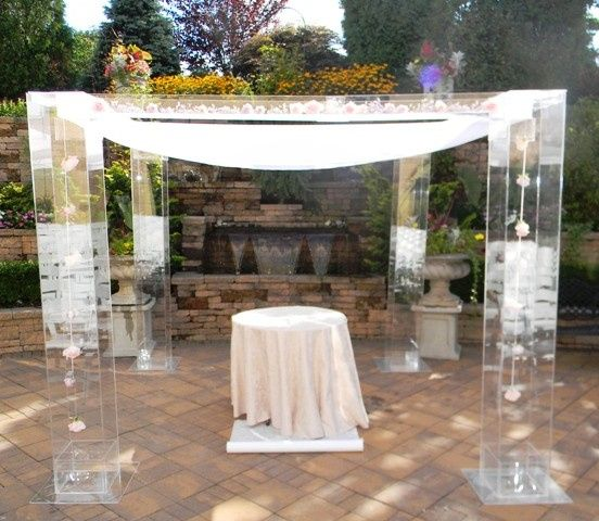 Tmx 1426513918665 Chuppah Channel Style Material Cover Oak Ridge, New Jersey wedding rental