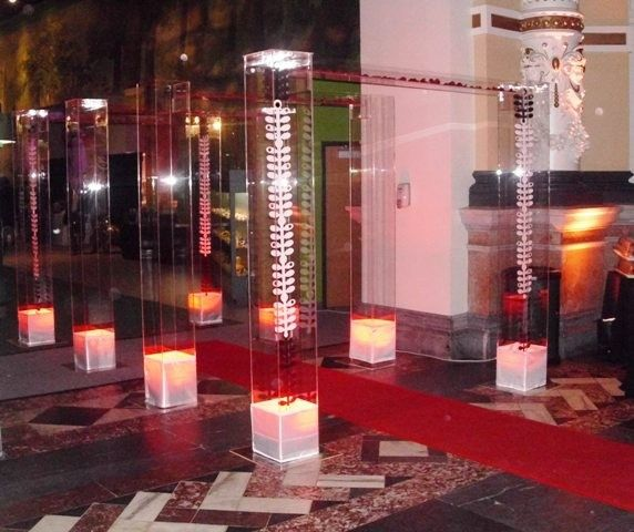Tmx 1426514014406 Arch Walkway Lucite Plexglass Arch Acrylic Red Cro Oak Ridge, New Jersey wedding rental