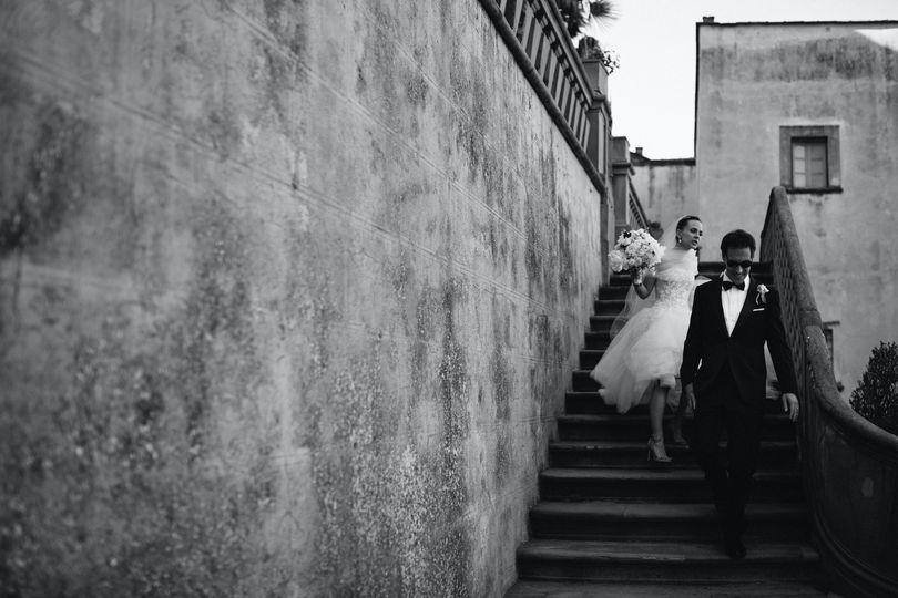 Luca Tibberio Wedding