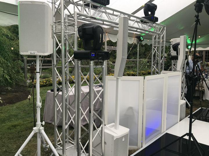 All White Set-Up