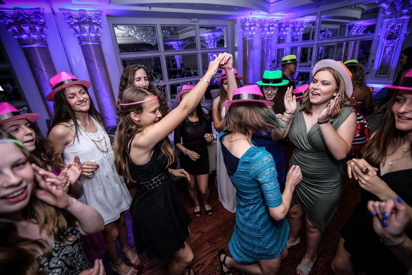 Turning on the dancefloor