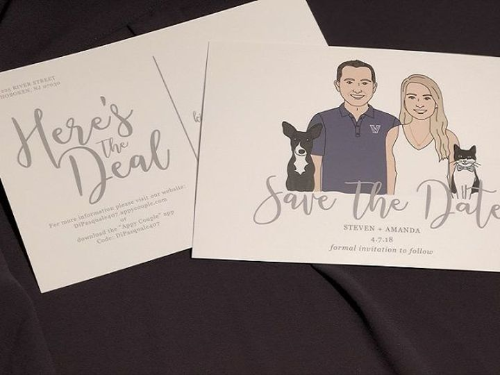 Tmx 1522031433 A21bf9b2733a6260 1522031432 0d1fb2a4ced7ff2c 1522031425796 3 Steven And Amanda West Orange, New Jersey wedding invitation