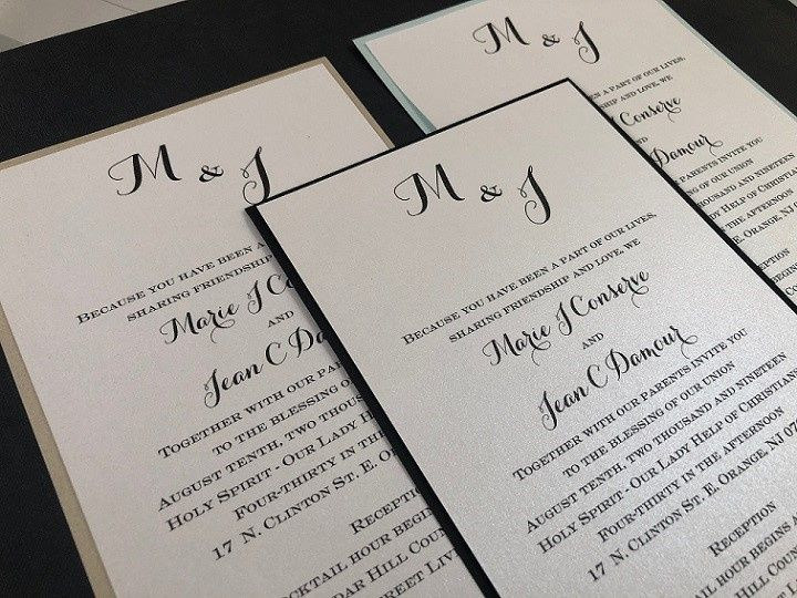 Tmx White Shimmer Choose Backer 51 995635 157756813238317 West Orange, New Jersey wedding invitation