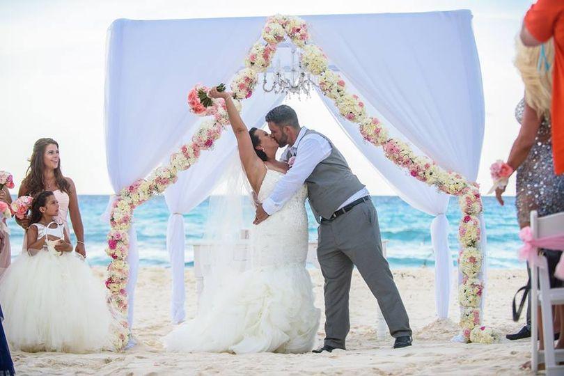 Hard Rock Hotel Cancun Wedding