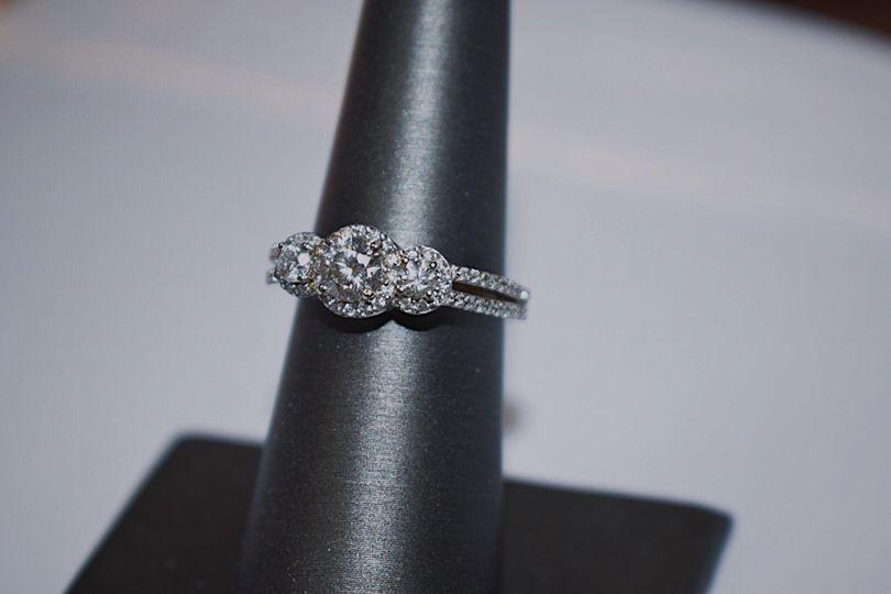 Ex. Wedding Ring