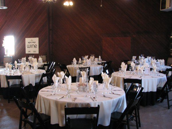 Oak ridge winery venue lodi ca weddingwire for 701 salon sacramento
