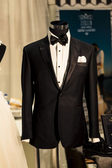 Suit on display