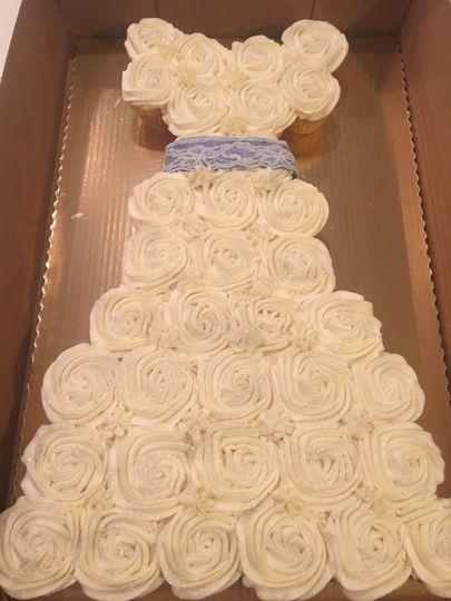 Blue Crab Cupcakes - Wedding Cake - Annapolis, MD - WeddingWire
