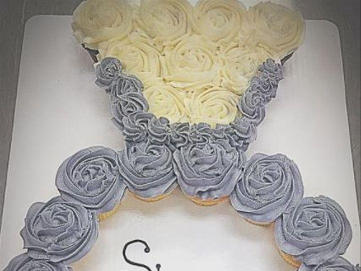 Tmx 1517863145 Bba905feee9c8926 1517863144 206f1c2be26e69f7 1517863144212 7 2018 02 05 1538 Annapolis, Maryland wedding cake