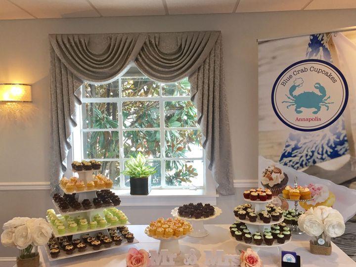 Tmx 1518201508 C3db78f237c032f1 1518201506 114587c5c9ebf93b 1518201498844 7 FullSizeRender Annapolis, Maryland wedding cake
