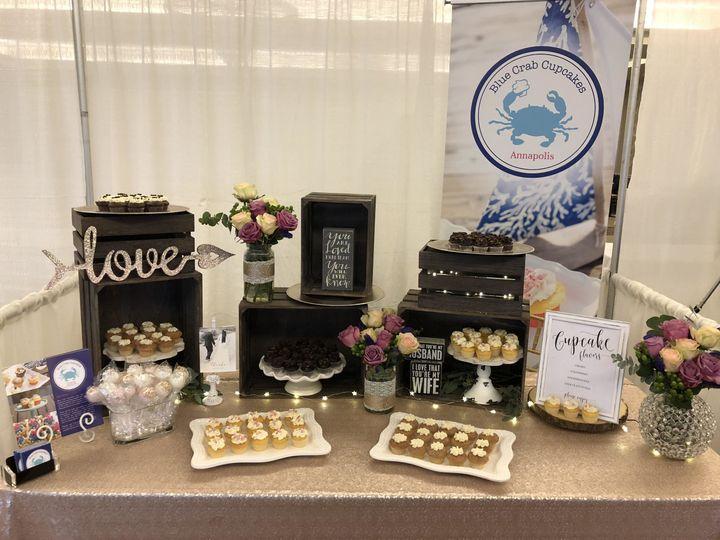 Tmx 1518201509 687e19ff4aa791e7 1518201505 9ff3222ac20734bb 1518201498839 5 Crate Weddding Dis Annapolis, Maryland wedding cake