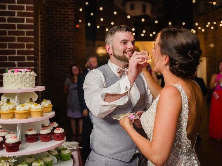 Tmx 1519153677 Acc073adad90186a 1519153675 172011f9b272fbd7 1519153672989 1 Cailtin Wedding Annapolis, Maryland wedding cake