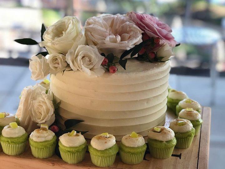 Tmx 1537756368 9b9ba2ff7d6f21b6 1537756366 699cba69b2c5d52a 1537756352315 27 069C2759 6B9C 4FD Annapolis, Maryland wedding cake