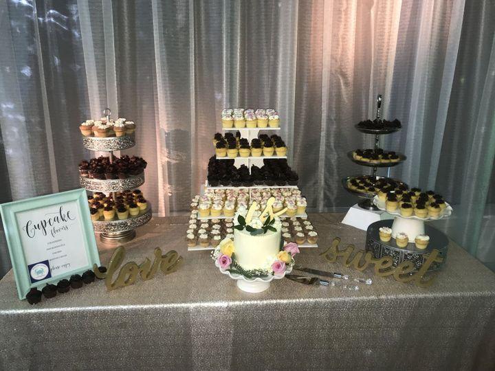 Tmx 1537756370 1a05510a217e5e17 1537756366 Bd523be4fefcb5e9 1537756352315 26 17BFFF6C 5783 4F9 Annapolis, Maryland wedding cake
