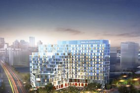 Hampton Inn and Homewood Suites by Hilton Boston Seaport