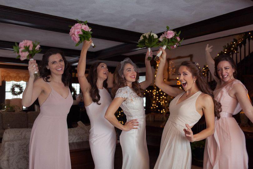 Celebrating ladies