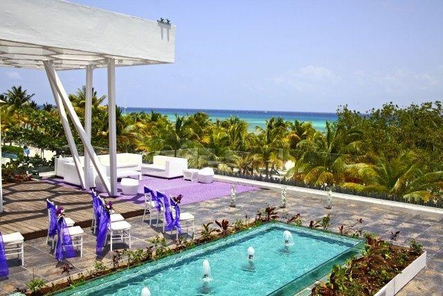 Sandos Caracol Eco Resort Venue Playa del Carmen WeddingWire