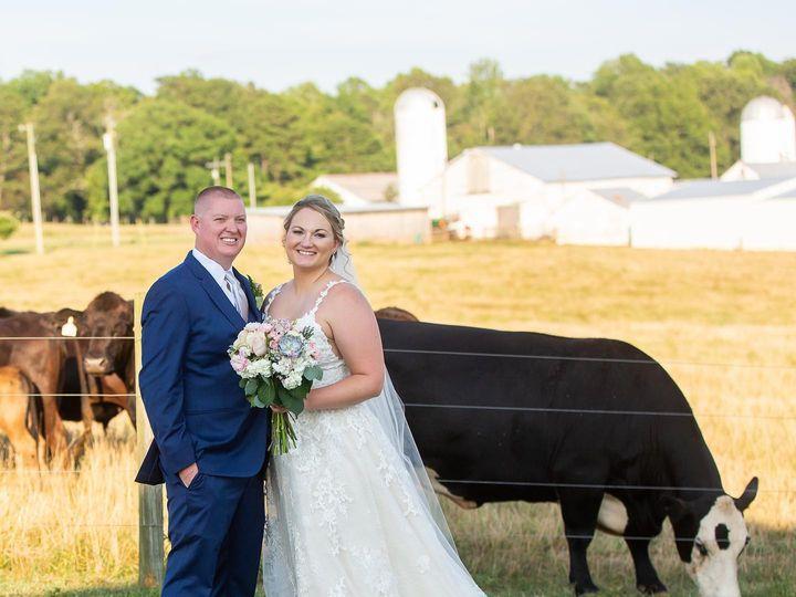 Tmx Marissa Wyatt With The Cows 51 420735 162447784045049 Pelham, NC wedding venue