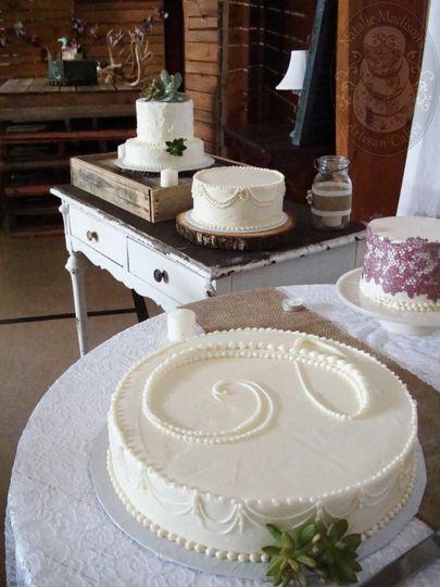 Wondrous Natalie Madisons Artisan Cakes Wedding Cake Little Rock Ar Funny Birthday Cards Online Benoljebrpdamsfinfo