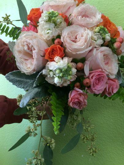 bride bouquet1