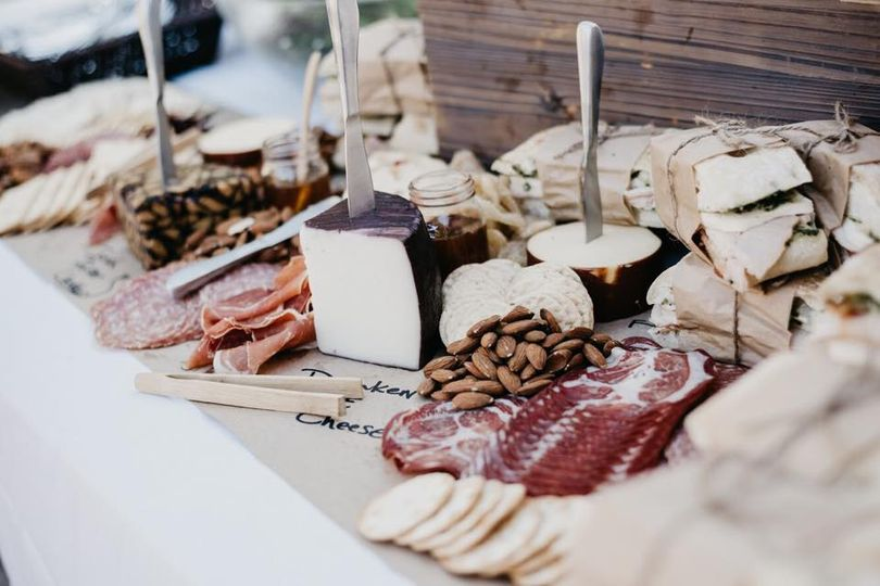 cheese and charcuterie display 51 1042735