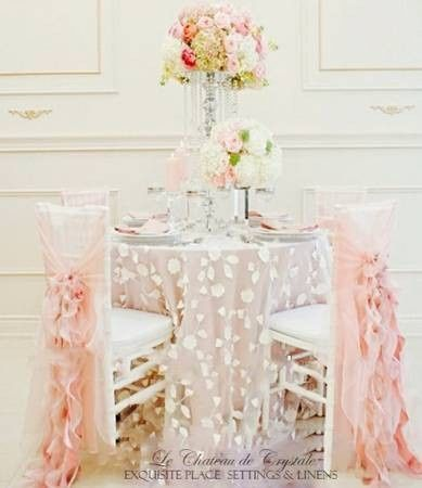 Deluxe Table setting