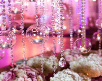 Tmx 1432309723884 Hanging Orb Crystal Strand McLean, VA wedding florist