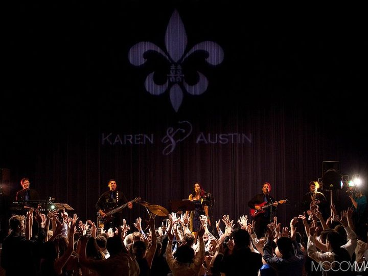 Tmx 1341289742736 McCoyMadeKarenAustin47 Nashville, TN wedding band